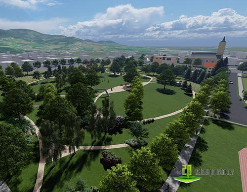 Studie rozvoje zeleně v Bystřici
